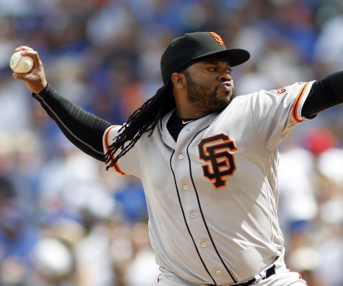 Cueto set to return for Giants vs. Cardinals