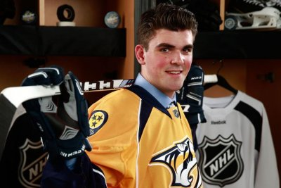 Nashville Predators sign first-round pick Dante Fabbro to entry-level deal