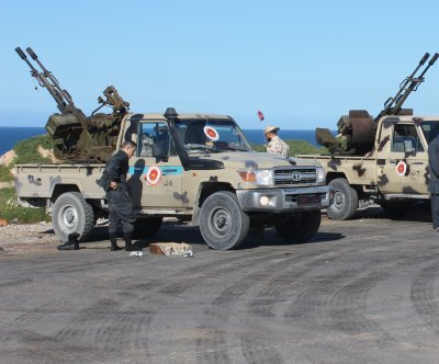 Libyan forces kill 20 militants loyal to opposition leader