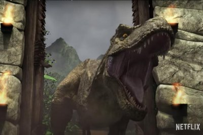 'Jurassic World: Camp Cretaceous': Netflix teases animated series