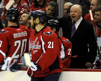 Boudreau to coach Anaheim Ducks