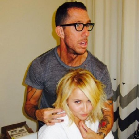 Hayden Panettiere gets new choppy haircut by Jennifer Aniston's stylist