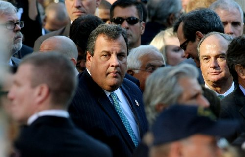 Sandy Hook parents slam 'cowardly' Chris Christie