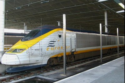 Britain sells its stake in Eurostar