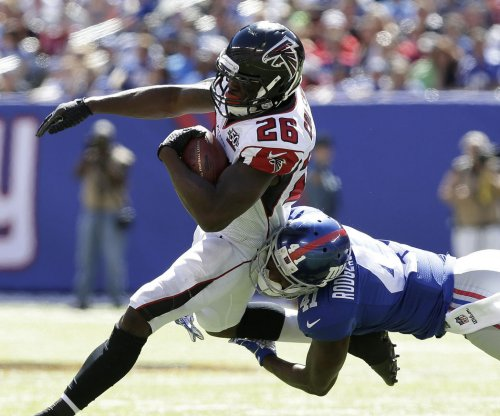 Atlanta Falcons RB Tevin Coleman out with fractured rib