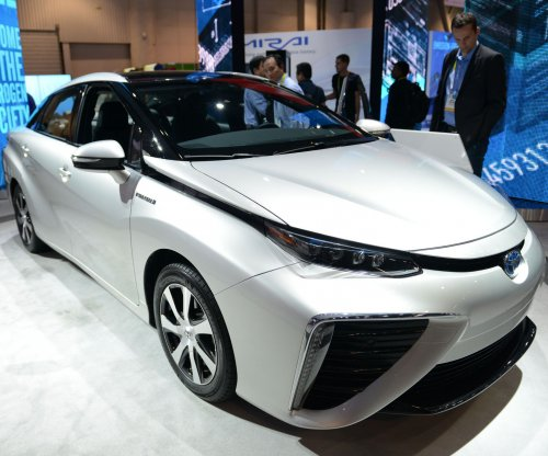 Toyota to phase out gas-powered cars by 2050