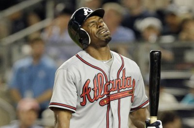 Atlanta Braves cut Michael Bourn
