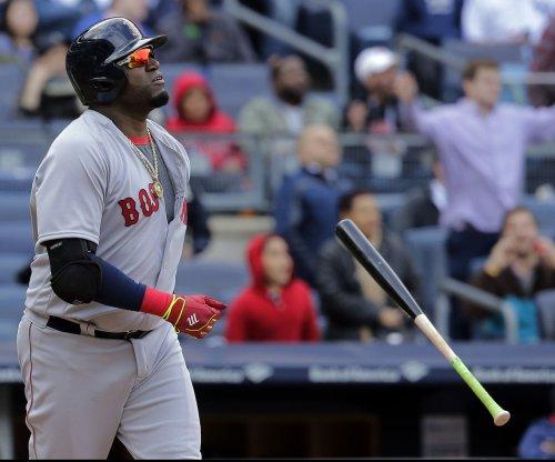 David Ortiz, Boston Red Sox walk off in 11th