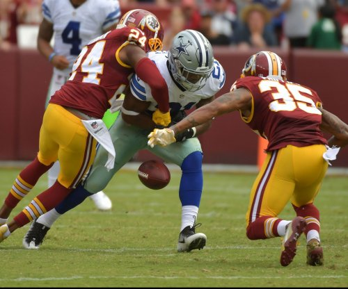 Concussion threatens Washington Redskins CB Josh Norman's availability