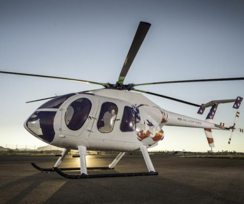MDH debuts multi-mission concept helicopter
