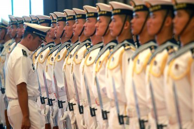China launches naval fleet to tour 20 nations, conduct training exercises