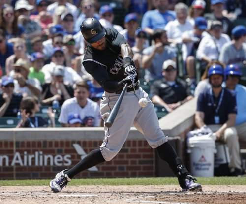 MLB: Ian Desmond goes on DL; Carlos Gonzalez returns for Colorado Rockies