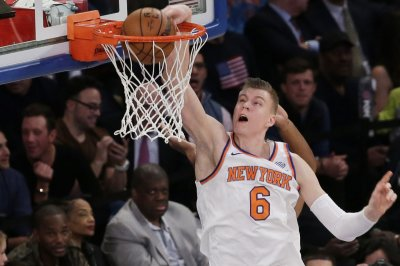 New York Knicks battle back to beat Utah Jazz