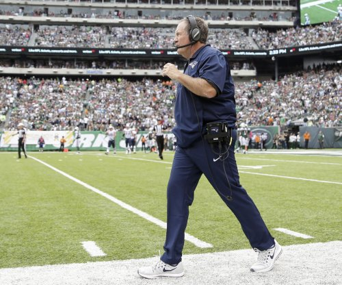 Bill Belichick pleased after New England Patriots' high-altitude trip