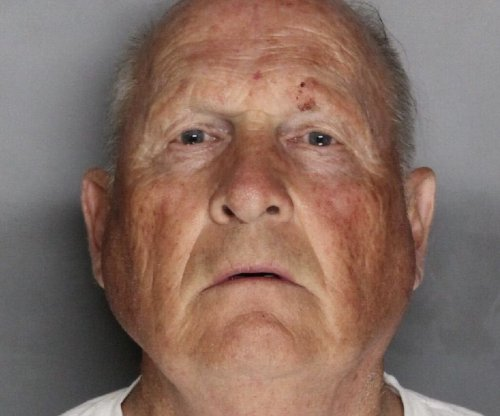 Police arrest suspected Golden State Killer
