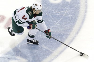 Wild, Stars renew central rivalry in Dallas