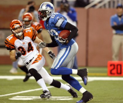 Ex-Lions wide receiver, No. 2 pick Charles Rogers dies at 38