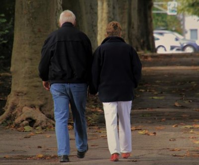 Staying active, even in cold weather, can improve health for older adults