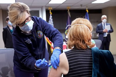 Veterans Affairs mandates COVID-19 vaccine for medical employees