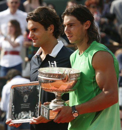 Federer's draw no easy path to finals