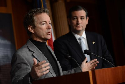 Rand Paul, Ted Cruz test waters for 2016 presidential bids