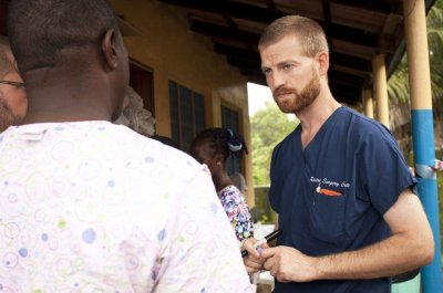 Ebola survivor sits down for first TV interview