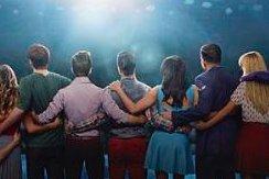 Heather Morris, Naya Rivera return to 'Glee' in final season poster