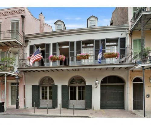 Angelina Jolie, Brad Pitt list New Orleans home for $6.5M