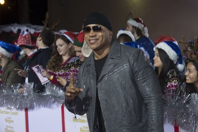 LL Cool J tapped to host the Grammy Awards gala for a fifth year