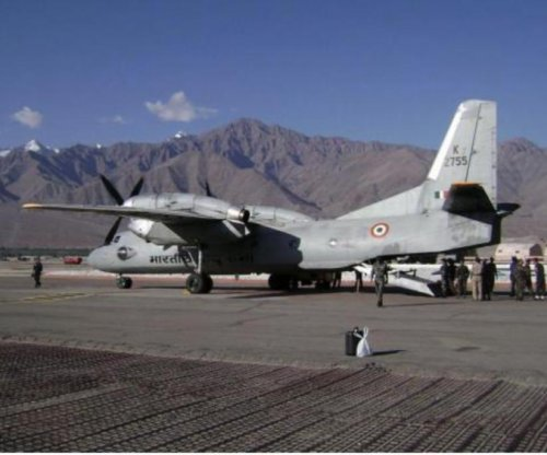 Pings heard in search for missing Indian air force transport plane, no wreckage found