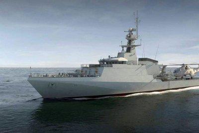 Kelvin Hughes to provide SharpEye radars for U.K. OPVs