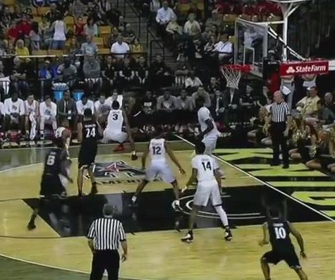 University of Central Florida upsets No. 15 Cincinnati