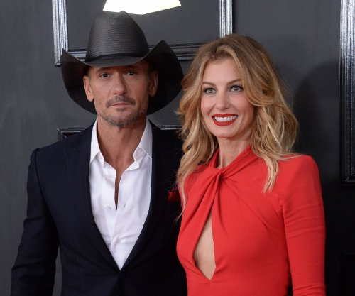 Tim McGraw and Faith Hill to perform duet at Academy of Country Music Awards