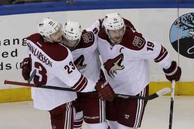 Moving on: Arizona Coyotes decline to offer longtime captain Shane Doan new contract