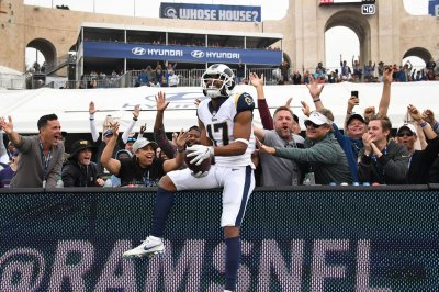 Brandin Cooks, Robert Woods see 'special' offense with Los Angeles Rams