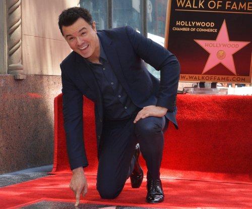 Seth MacFarlane receives star on Hollywood Walk of Fame