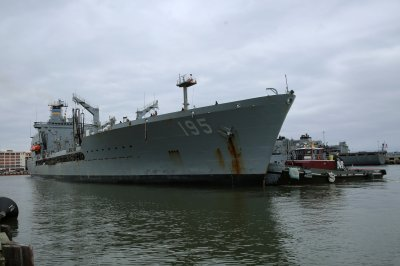 Boston Ship Repair awarded $13.4M for repairs on USNS Grumman