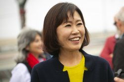 California lawmaker accepted donations from oil firm linked to spill in her district