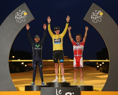 Route and results of 2013 Tour de France