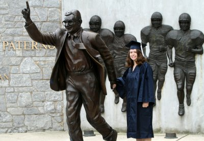 NCAA seeks dismissal of Paterno family's suit on sanctions