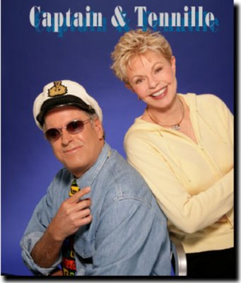 Captain & Tennille getting a divorce