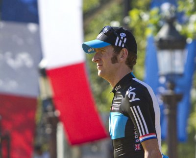 British cycling coach struck by car