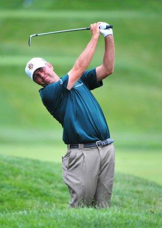Van Pelt takes PGA lead in Malaysia
