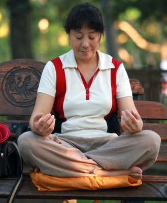 Study: Meditation offers migraine relief