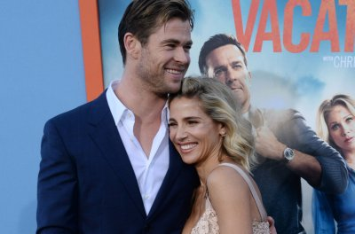 Chris Hemsworth gushes about love for Elsa Pataky