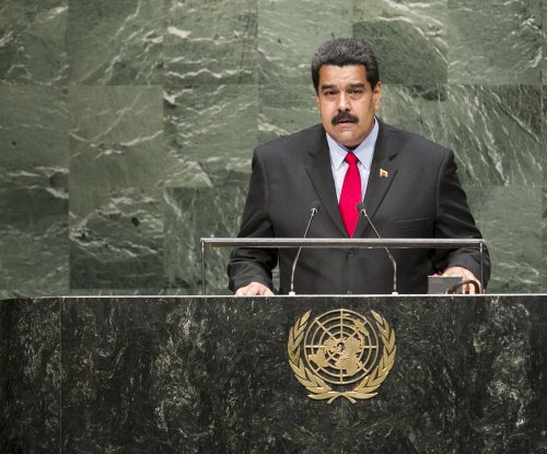 Venezuela accuses U.S. of conspiring to topple President Maduro