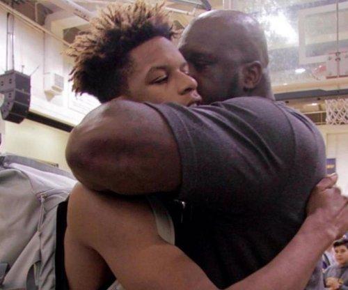 Cussing Coach: Shaq wants son at Kentucky, LSU, or Michigan State