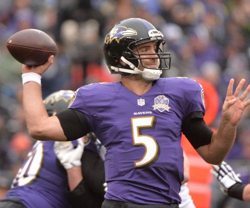 Baltimore Ravens QB Joe Flacco impresses coming off injury