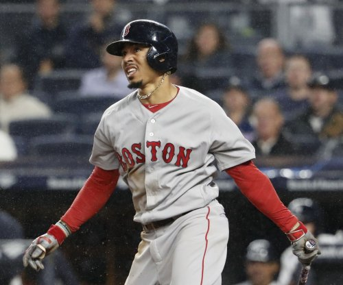 Boston Red Sox beat Toronto Blue Jays on Mookie Betts' RBIs in 10th
