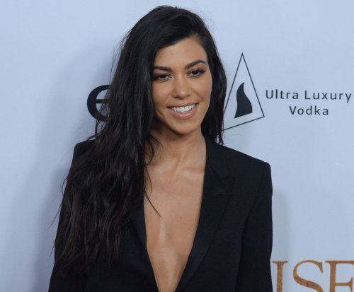 Kourtney Kardashian, Younes Bendjima step out in Cannes